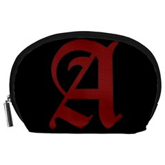 The Scarlet Letter Accessory Pouches (large)