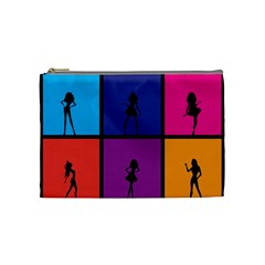 Girls Fashion Fashion Girl Young Cosmetic Bag (medium)