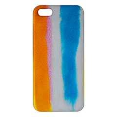 Watercolors Stripes       Samsung Galaxy Note 3 Leather Folio Case by LalyLauraFLM