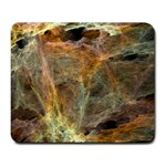 Slate Stone Fractal Earth Tone Large Mousepad