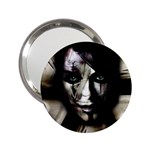 Gothic Girl in Computer Fantasy 2.25  Handbag Mirror