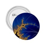 Blue Moon Mandelbrot Fractal Fantasy 2.25  Button