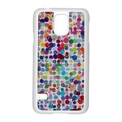 Colorful Splatters         Motorola Moto G (1st Generation) Hardshell Case by LalyLauraFLM
