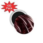 Metallic Goth Antipathy Abstract Art 1.75  Magnet (100 pack)