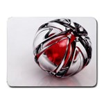 Metal Becomes Her Goth Ball Fantasy Small Mousepad