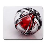Metal Becomes Her Goth Ball Fantasy Large Mousepad