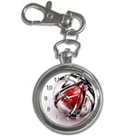 Metal Becomes Her Goth Ball Fantasy Key Chain Watch