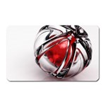 Metal Becomes Her Goth Ball Fantasy Magnet (Rectangular)