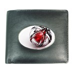 Metal Becomes Her Goth Ball Fantasy Wallet