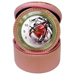 Metal Becomes Her Goth Ball Fantasy Jewelry Case Clock
