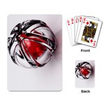 Metal Becomes Her Goth Ball Fantasy Playing Cards Single Design