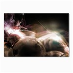 Goth Energy Explosion Fantasy Postcard 4 x 6  (Pkg of 10)