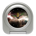 Goth Energy Explosion Fantasy Travel Alarm Clock