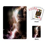 Goth Energy Explosion Fantasy Playing Cards Single Design