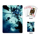 Dark Glass Explosion Goth Punk Fantasy Playing Cards Single Design