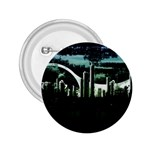 City of the Apocalypse Goth Night 2.25  Button