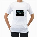 City of the Apocalypse Goth Night Women s T-Shirt