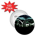City of the Apocalypse Goth Night 1.75  Button (100 pack)