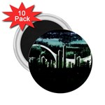 City of the Apocalypse Goth Night 2.25  Magnet (10 pack)