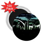 City of the Apocalypse Goth Night 2.25  Magnet (100 pack)