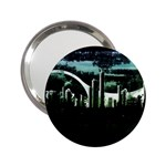 City of the Apocalypse Goth Night 2.25  Handbag Mirror