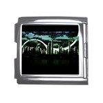 City of the Apocalypse Goth Night Mega Link Italian Charm (18mm)