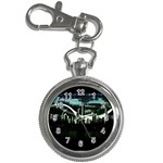City of the Apocalypse Goth Night Key Chain Watch
