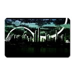 City of the Apocalypse Goth Night Magnet (Rectangular)