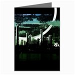 City of the Apocalypse Goth Night Greeting Cards (Pkg of 8)