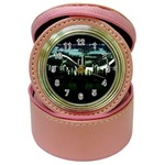 City of the Apocalypse Goth Night Jewelry Case Clock