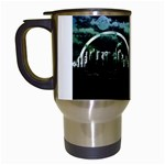 City of the Apocalypse Goth Night Travel Mug (White)
