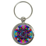 Productivity - Key Chain (Round)