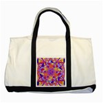 Exhilaration - Two Toned Tote Bag