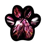 Pink Goth Spider Fingers on Black Magnet (Paw Print)