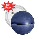 Light in The Wall Goth Punk Fantasy 2.25  Button (100 pack)