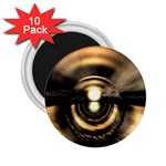 Digital Future Storm Eye Fantasy 2.25  Magnet (10 pack)