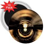 Digital Future Storm Eye Fantasy 3  Magnet (10 pack)