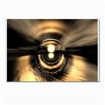 Digital Future Storm Eye Fantasy Postcard 5  x 7