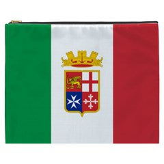Naval Ensign Of Italy Cosmetic Bag (xxxl)  by abbeyz71