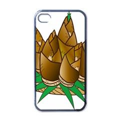 Young Bamboo Apple Iphone 4 Case (black) by Mariart