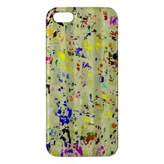 Paint Strokes On A Wood Background              Samsung Galaxy Note 3 Leather Folio Case by LalyLauraFLM