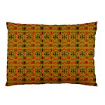 Colorful Kente Pattern3 Pillow Case (Two Sides)