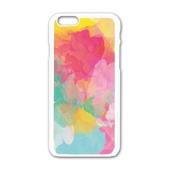 Pastel Watercolors Canvas                  Motorola Moto E Hardshell Case by LalyLauraFLM