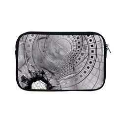 Fragmented Fractal Memories And Gunpowder Glass Apple Macbook Pro 13  Zipper Case by jayaprime