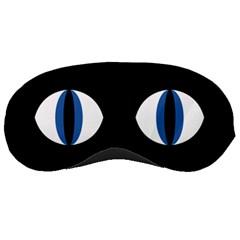 Cat Eyes Sleeping Mask by NoctemClothing