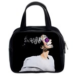 Bride of The Day of The Dead Classic Handbag (Two Sides)