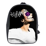Day Of Dead Bride School Bag (Large)