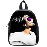 Day Of Dead Bride School Bag (Small)