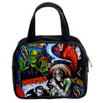 Monsters Classic Handbag (Two Sides)