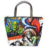Monsters Bucket Bag